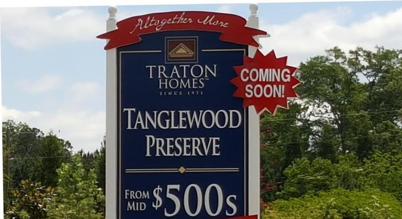 Tanglewood Preserve Milton Georgia