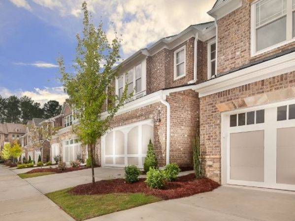 Johns Creek Townhomes In Abbotts Square Neighborhood