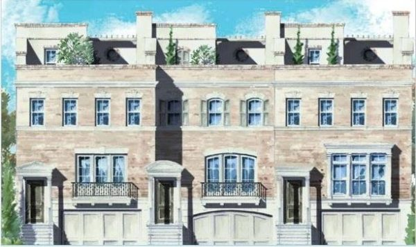 Luxury New Atlanta Townhomes