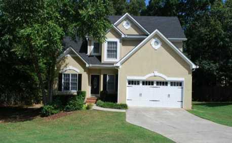Roswell GA Community Ivey Ridge