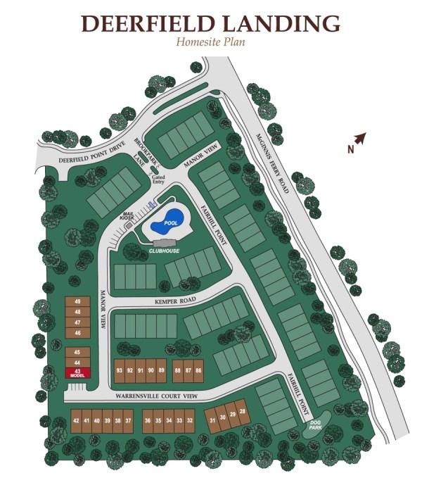 Deerfield Landing John Thompson Community