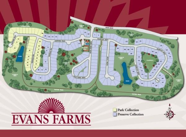 Evans Farm Cumming GA Community