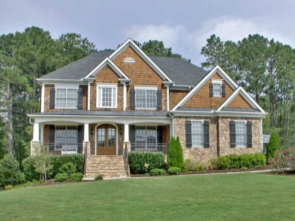 The Waterford Cartersville GA Estate Home