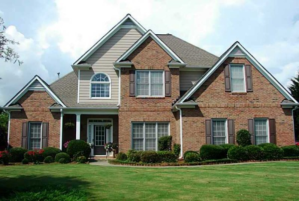 Ball Ground GA Home In Preserve At Etowah