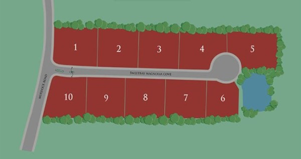 Arbor Cove Site Plan Marietta The Providence Group