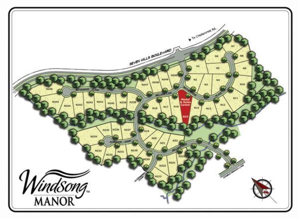 Windsong Manor Dallas GA Community