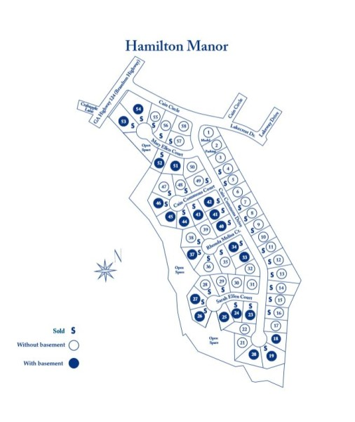 Dacula Subdivision Hamilton Manor