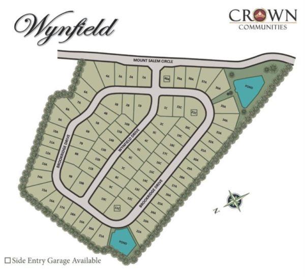 Buford Georgia Wynfield Crown Communities Neighborhood