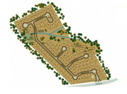 Site Plan For Brighton Park Community
