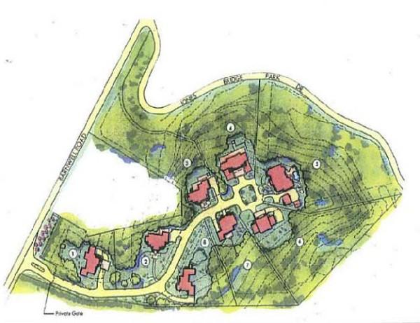 Johns Creek Neighborhood Site Plan Citadella
