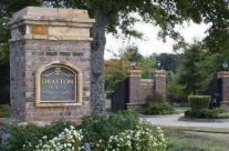 Buford GA Estate Homes In Drayton Hall Community