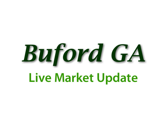 Buford Market Update