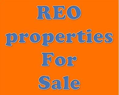 REO Properties Foreclosure Real Estate