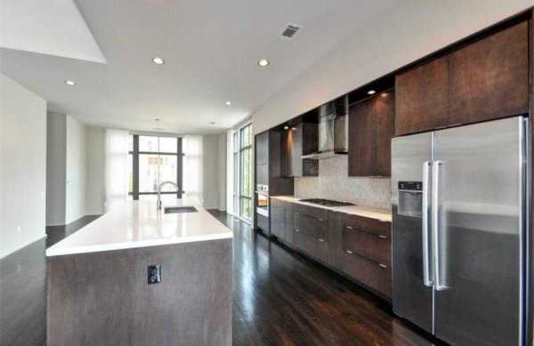 Luxury Atlanta Town Home Interior