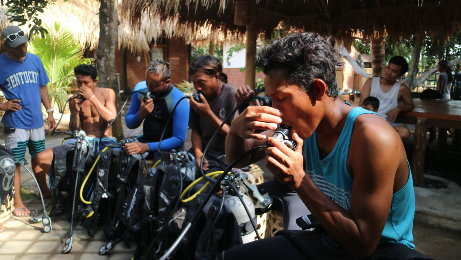 north bali reef conservation - blog 1