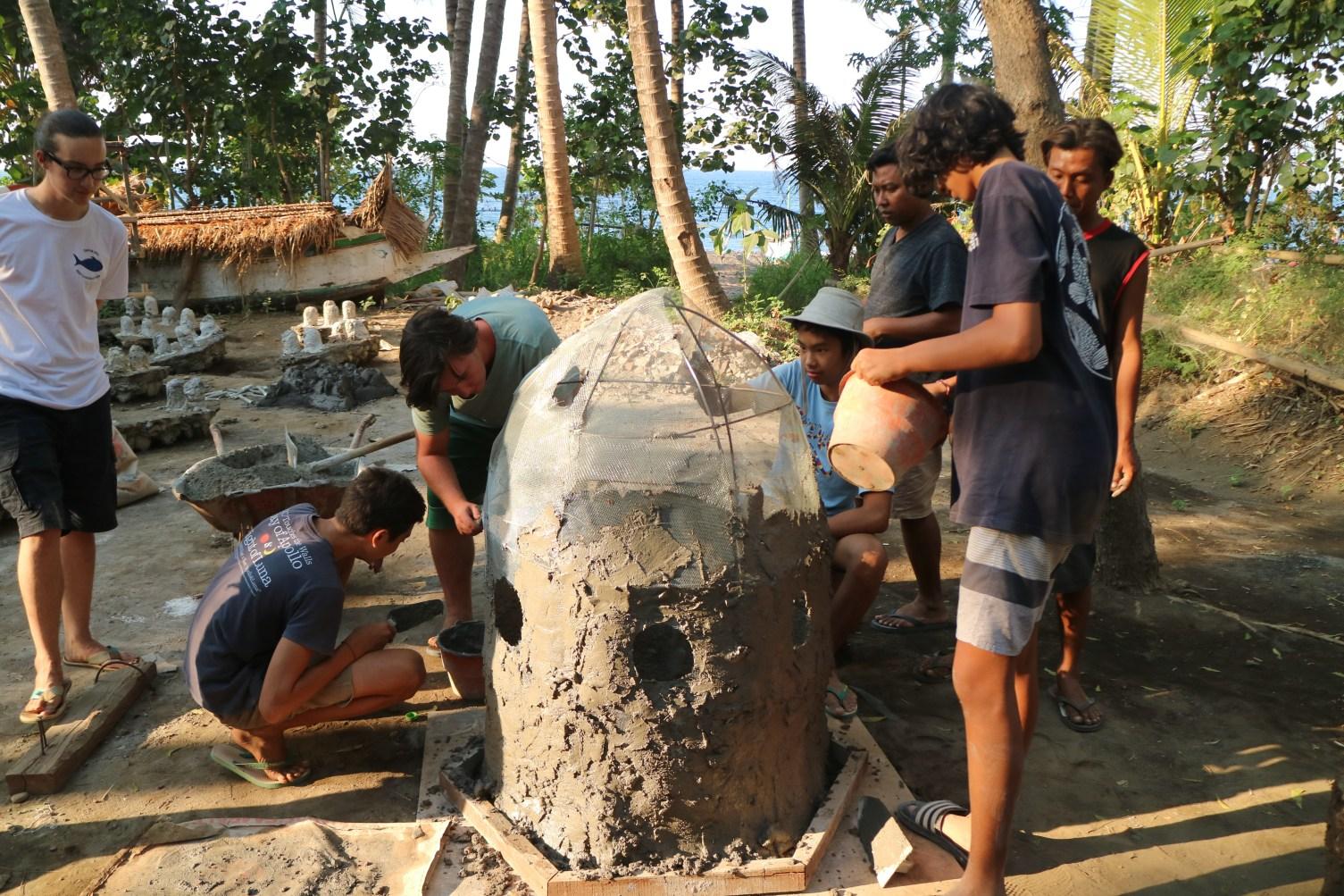 north bali reef conservation - volunteer