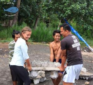 bali volunteering program