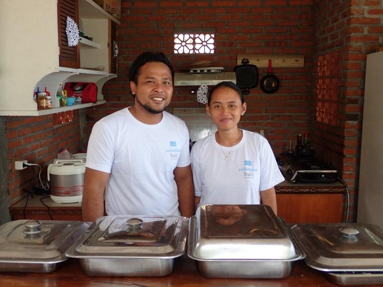 bali volunteering conservation program - chef