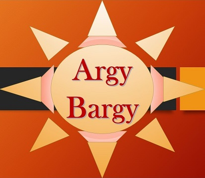 Argy Bargy Lake