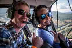 Dirtfish Helicopter Tour