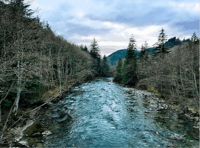 Olallie State Park South Fork Snoqualmie River