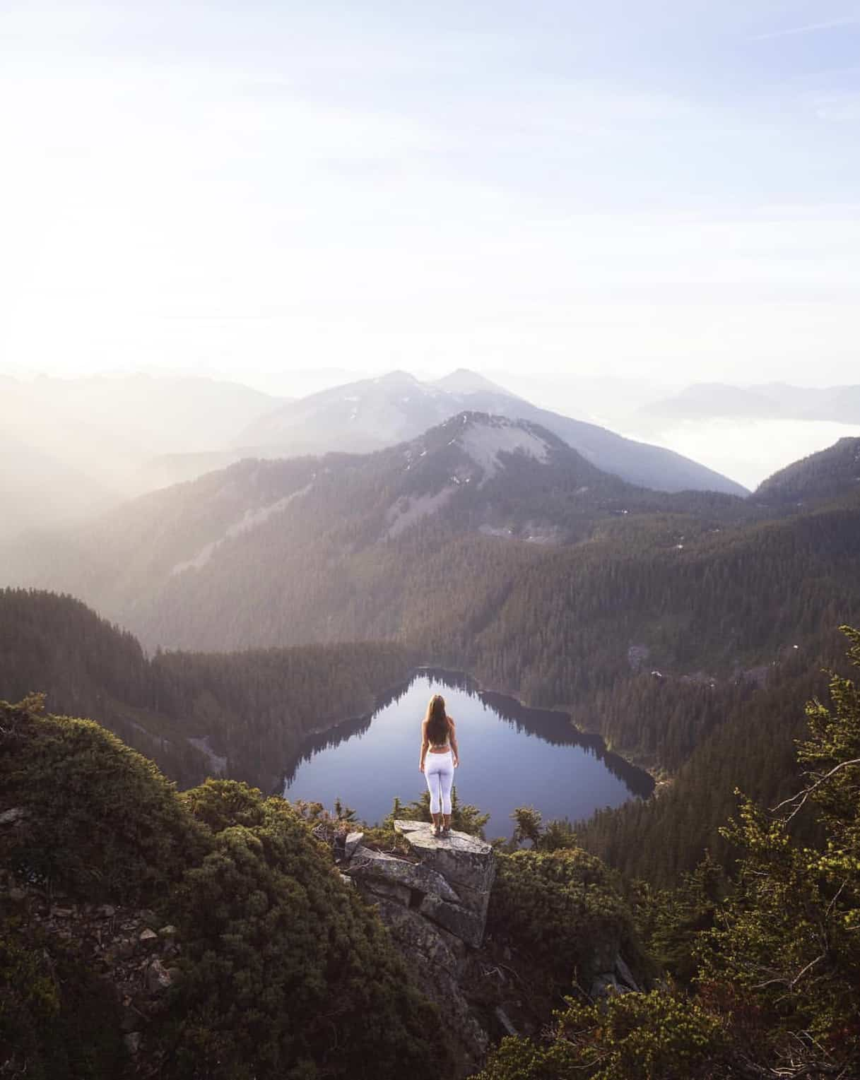 Mt Defiance Sunrise