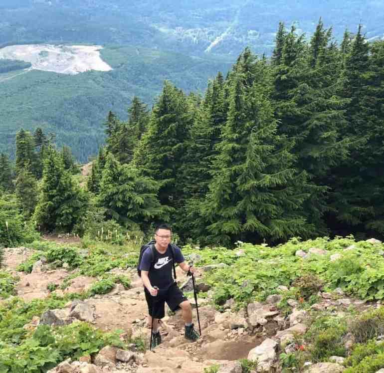 Old Mailbox Peak Trail