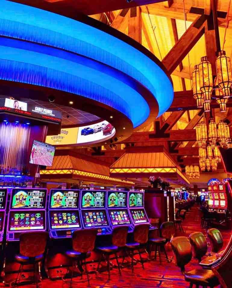 Snoqualmie Casino Slots