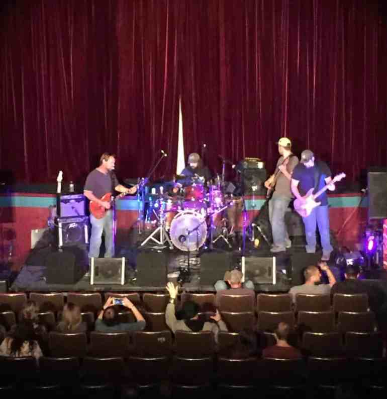 Live Event at North Bend Theatre