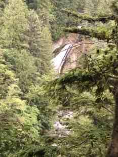 Twin Falls Washington from