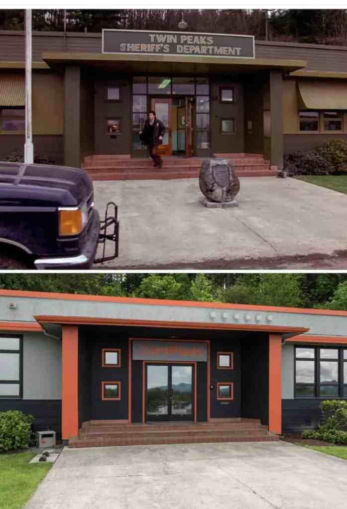 Twin Peaks Sheriff Station