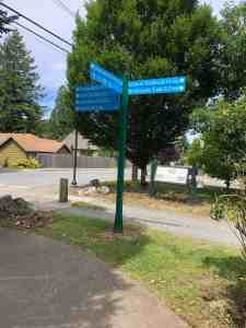 Snoqualmie Valley Trail at Ballarat Ave North Bend