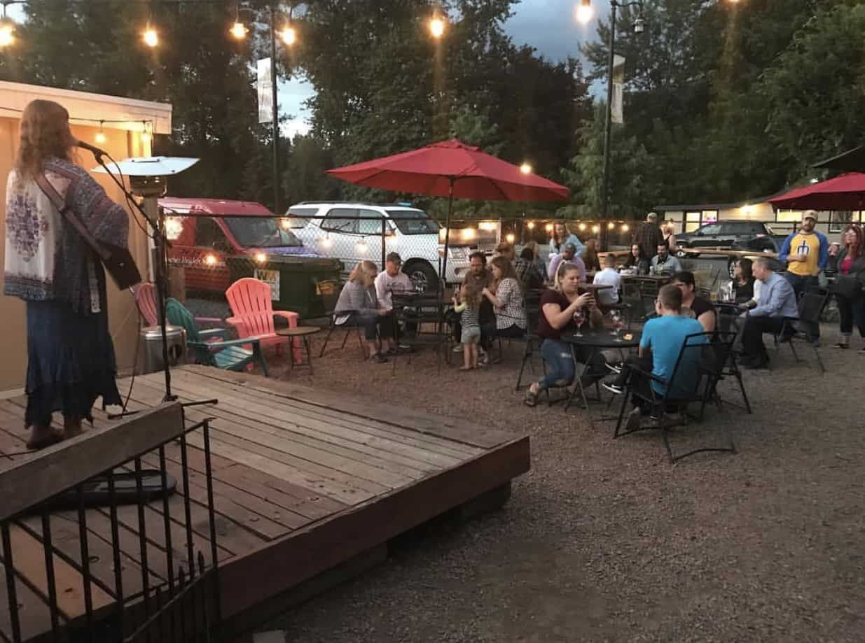 The Bindlestick Beer Garden and Live Music