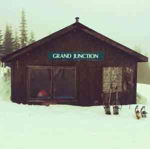 Grand Junction Warming Hut