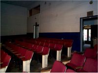 auditorium back row old
