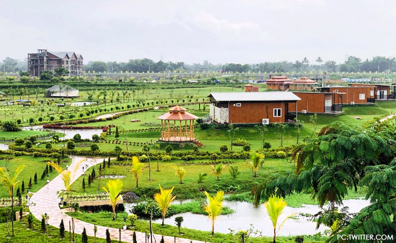 Sfoglia il volantino volantino iperal tecno. Bhorer Alo Tourism Property Or Gajoldoba Bhorer Alo North Bengal Tourism