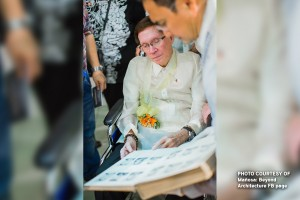 Legacy of National Artist for Architecture Bobby Mañosa lives on