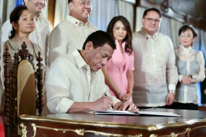 PRRD approves reso extending human rights victims' fund