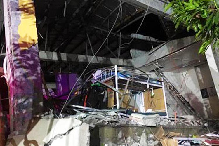 Death toll in Luzon quake climbs to 16: NDRRMC