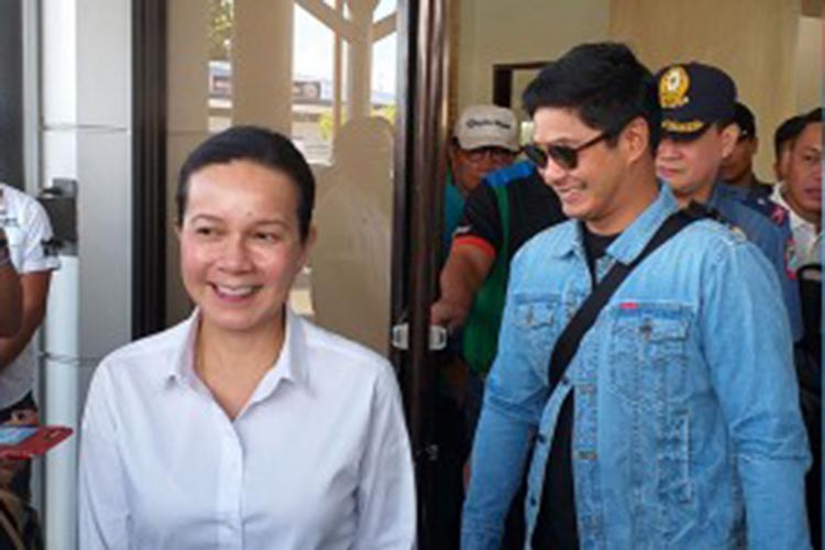 Poe pushes for intensified patrol in West PH Sea