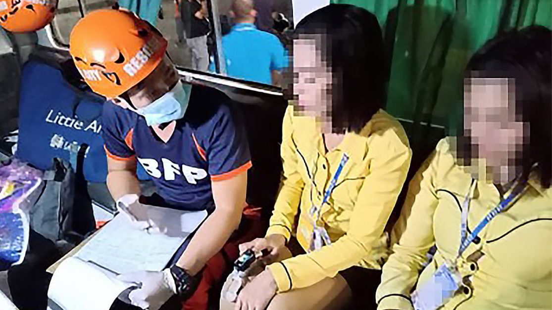 26 people hospitalized in Koronadal after strong aftershocks