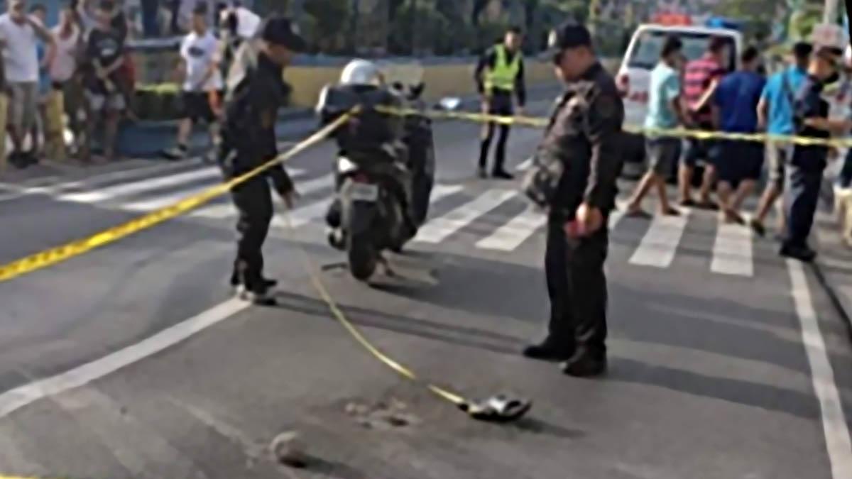 1 dead, 3 hurt in Mandaluyong grenade blast