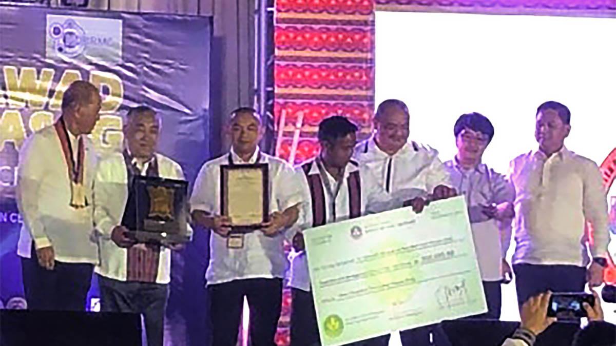 La Trinidad wins 2019 Kalasag award anew