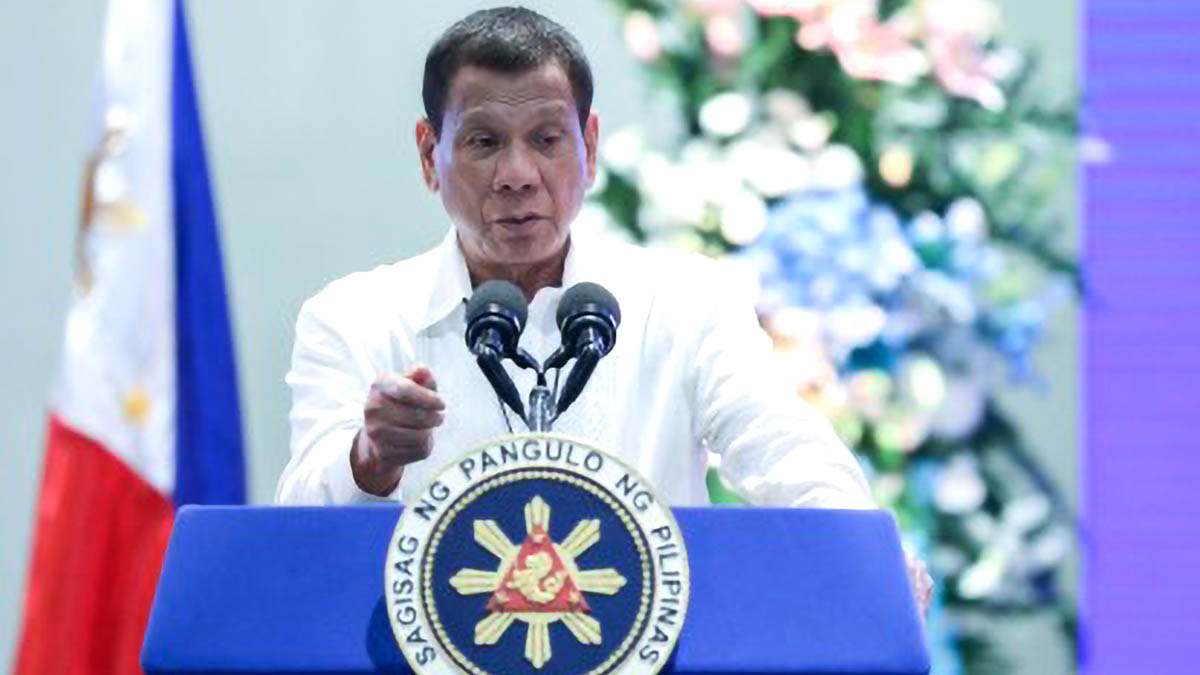 Duterte vows to bring home Filipinos if 2019-nCoV worsens