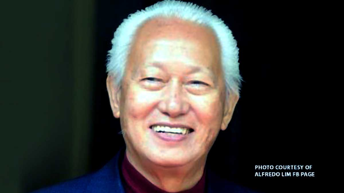 Ex-Manila mayor Alfredo Lim dies of Covid-19