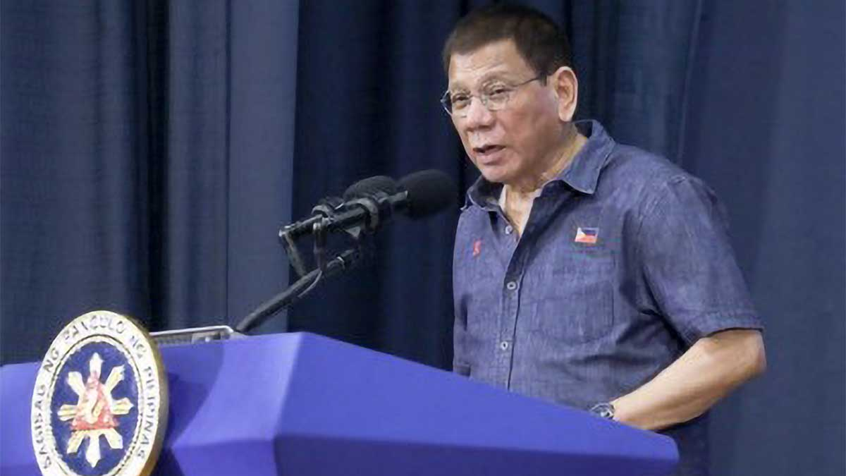 PRRD vows to fight illegal drugs, corruption in remaining months