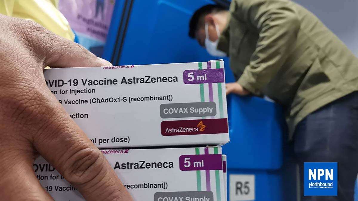 Use of AstraZeneca vax for persons below 60 suspended