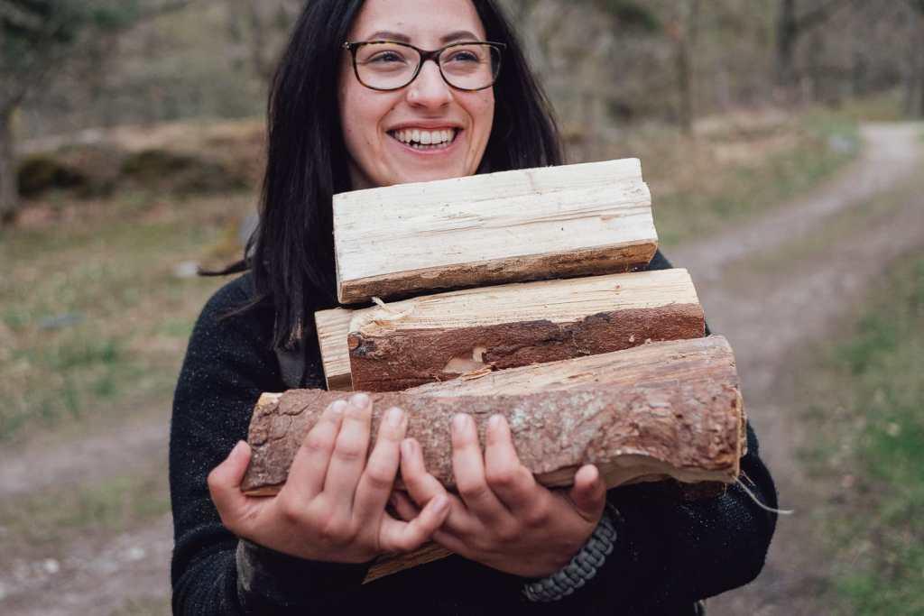 Kvinnliga äventyrare Photo © Rania Rönntoft | Northbound Journeys | www.northboundjourneys.com