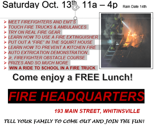 NFD Open House