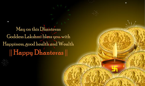 Image result for happy dhanteras message